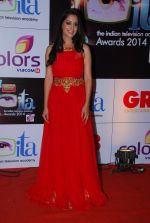 Deepika Samson at ITA Awards red carpet in Mumbai on 1st Nov 2014 (166)_5456354359994.JPG