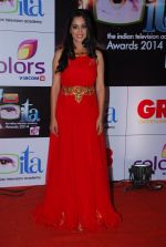 Deepika Samson at ITA Awards red carpet in Mumbai on 1st Nov 2014 (167)_5456354483667.JPG