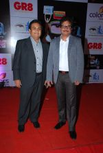 Dilip Joshi at ITA Awards red carpet in Mumbai on 1st Nov 2014 (138)_54563571f20ec.JPG