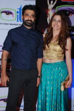 Eijaz Khan at ITA Awards red carpet in Mumbai on 1st Nov 2014 (259)_545635b28de58.JPG