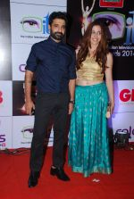 Eijaz Khan at ITA Awards red carpet in Mumbai on 1st Nov 2014 (261)_545635b4a0fe1.JPG