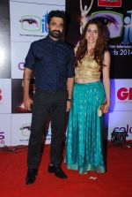 Eijaz Khan at ITA Awards red carpet in Mumbai on 1st Nov 2014 (262)_545635b5910d9.JPG