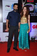 Eijaz Khan at ITA Awards red carpet in Mumbai on 1st Nov 2014 (263)_545635b6888b7.JPG