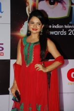 Giaa Manek at ITA Awards red carpet in Mumbai on 1st Nov 2014 (220)_545635c4ade54.JPG