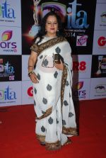 Himani Shivpuri at ITA Awards red carpet in Mumbai on 1st Nov 2014 (354)_545635ce4d35c.JPG