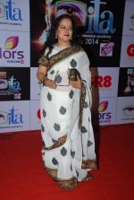 Himani Shivpuri at ITA Awards red carpet in Mumbai on 1st Nov 2014 (355)_545635cfe59d9.JPG