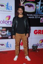 Jay Soni at ITA Awards red carpet in Mumbai on 1st Nov 2014 (378)_545635d6a9ee2.JPG