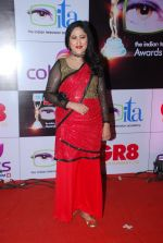 Jayati Bhatia at ITA Awards red carpet in Mumbai on 1st Nov 2014 (459)_545635e458024.JPG