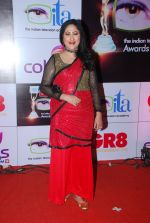 Jayati Bhatia at ITA Awards red carpet in Mumbai on 1st Nov 2014 (462)_545635e7ebd8a.JPG