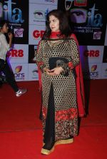 Kanchan Adhikari at ITA Awards red carpet in Mumbai on 1st Nov 2014 (48)_5456363215ec6.JPG