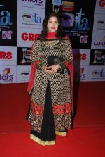 Kanchan Adhikari at ITA Awards red carpet in Mumbai on 1st Nov 2014 (49)_545636336249e.JPG