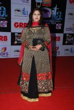 Kanchan Adhikari at ITA Awards red carpet in Mumbai on 1st Nov 2014 (50)_5456363486050.JPG