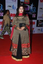 Kanchan Adhikari at ITA Awards red carpet in Mumbai on 1st Nov 2014 (52)_545636370441f.JPG