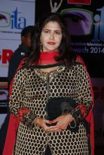 Kanchan Adhikari at ITA Awards red carpet in Mumbai on 1st Nov 2014 (55)_5456363ace815.JPG