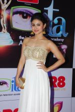 Mouni Roy at ITA Awards red carpet in Mumbai on 1st Nov 2014 (550)_545636a31e380.JPG