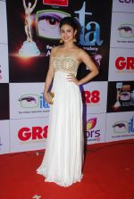 Mouni Roy at ITA Awards red carpet in Mumbai on 1st Nov 2014 (553)_545636a7c9538.JPG