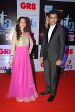 Preetika Rao at ITA Awards red carpet in Mumbai on 1st Nov 2014 (530)_545637247fe90.JPG