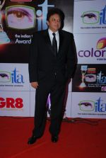 Sashi Ranjan at ITA Awards red carpet in Mumbai on 1st Nov 2014 (334)_5456379aa2814.JPG