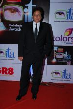 Sashi Ranjan at ITA Awards red carpet in Mumbai on 1st Nov 2014 (336)_5456379d37103.JPG