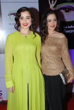 Simone Singh, Sanjeeda Sheikh at ITA Awards red carpet in Mumbai on 1st Nov 2014 (310)_545637b76de74.JPG
