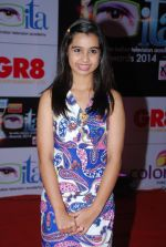 Sparsh khanchandani at ITA Awards red carpet in Mumbai on 1st Nov 2014 (27)_545637dc54c1b.JPG