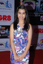 Sparsh khanchandani at ITA Awards red carpet in Mumbai on 1st Nov 2014 (28)_545637dd71ee3.JPG