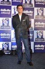 Rahul Dravid at Gillette promotional event in Palladium, Mumbai on 4th Nov 2014 (14)_545a162b83ba3.JPG