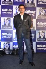Rahul Dravid at Gillette promotional event in Palladium, Mumbai on 4th Nov 2014 (15)_545a162c5aa6a.JPG
