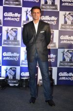 Rahul Dravid at Gillette promotional event in Palladium, Mumbai on 4th Nov 2014 (16)_545a162d3434b.JPG