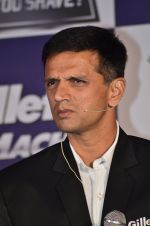 Rahul Dravid at Gillette promotional event in Palladium, Mumbai on 4th Nov 2014 (5)_545a1624b4470.JPG