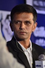 Rahul Dravid at Gillette promotional event in Palladium, Mumbai on 4th Nov 2014 (8)_545a16443dcdd.JPG