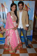 Shefali Sharma, Kinshuk Mahajan at Sony launches Tum Aise Hi Rehna in Mira Road on 4th Nov 2014 (20)_545a1cc3ae763.JPG