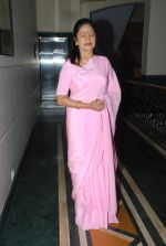 Aruna Irani at launch of Marathi Film Bol Baby Bol in Raheja Classique, Andheri on 5th Nov 2014 (5)_545b7b25eac98.JPG