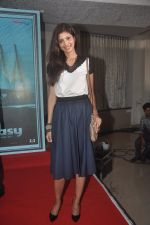 Fleur Xavier at the First Look and Music Launch of the film Take It Easy in Andheri, Mumbai on 5th Nov 2014 (55)_545b85818b2a3.JPG