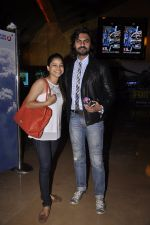 Gaurav Chopram Sumona Chakravarti at the premiere of the film Interstellar in PVR Imax, Mumbai on 5th Nov 2014 (28)_545b7e3b856ad.JPG