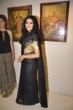 Nandana Sen at the Inauguration of Raja Ravi Verma Collection of Life and Work in marine Lines, Mumbai on 5th Nov 2014 (30)_545b81bfccd9c.JPG
