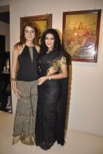 Nandana Sen at the Inauguration of Raja Ravi Verma Collection of Life and Work in marine Lines, Mumbai on 5th Nov 2014 (34)_545b81c30b776.JPG