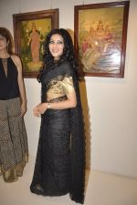 Nandana Sen at the Inauguration of Raja Ravi Verma Collection of Life and Work in marine Lines, Mumbai on 5th Nov 2014 (42)_545b81cc062d8.JPG