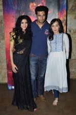 Nandana Sen, Randeep Hooda, Ferena Wazeir at the Screening of the film Rang Rasiya in Lightbox on 5th Nov 2014 (50)_545b81fa427e2.JPG