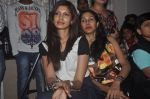 Nethra Raghuraman and Fleur Xavier at the First Look and Music Launch of the film Take It Easy in Andheri, Mumbai on 5th Nov 2014 (17)_545b85897efc4.JPG