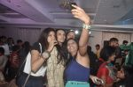 Nethra Raghuraman, Dipannita Sharma and Fleur Xavier at the First Look and Music Launch of the film Take It Easy in Andheri, Mumbai on 5th Nov 2014 (73)_545b858d841fa.JPG