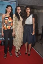 Nethra Raghuraman, Dipannita Sharma and Fleur Xavier at the First Look and Music Launch of the film Take It Easy in Andheri, Mumbai on 5th Nov 2014 (55)_545b85cf0610b.JPG
