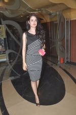 Yuvika Chaudhary at The Shaukeens premiere in PVR, Mumbai on 6th Nov 2014 (11)_545c8abe85502.JPG