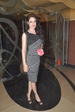 Yuvika Chaudhary at The Shaukeens premiere in PVR, Mumbai on 6th Nov 2014 (7)_545c8abb883c7.JPG
