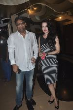 Yuvika Chaudhary at The Shaukeens premiere in PVR, Mumbai on 6th Nov 2014 (8)_545c8abc625c1.JPG