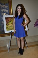 Anisa at Vikram Phadnis new film launch in Mumbai on 8th Nov 2014 (10)_545ed45a01324.JPG