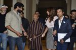 Bipasha Basu, Rana Daggubati, Vikram Phadnis, Sameer at Vikram Phadnis new film launch in Mumbai on 8th Nov 2014 (11)_545ed4d8e6392.JPG