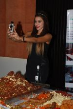 Giselle Thakral at Cake mixing Event in Holiday Inn on 8th Nov 2014 (14)_545f4d4b7563c.JPG