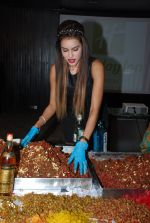 Giselle Thakral at Cake mixing Event in Holiday Inn on 8th Nov 2014 (6)_545f4d41ead09.JPG