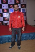 Karan Patel at Raj Joshilay bash in Levo, Mumbai on 8th Nov 2014 (49)_545f54e5efc4c.JPG